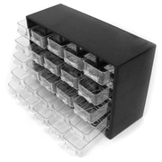 "Trademark Tools™ 25 Hardware Storage Compartment, 3 7/8"" x 10 1/2"" x 6 7/8"""
