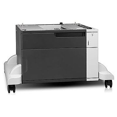 HP LaserJet 1x500-sheet Feeder with Cabinet and Stand (CF243A)