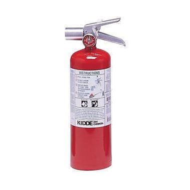 Kidde 466728 I Fire Extinguisher, 5 lbs.