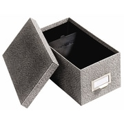 "Globe-Weis® 4"" x 6"" Index Card Files"
