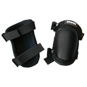 Irwin® 4033014 Hard Shell Foam Knee Pad, Black