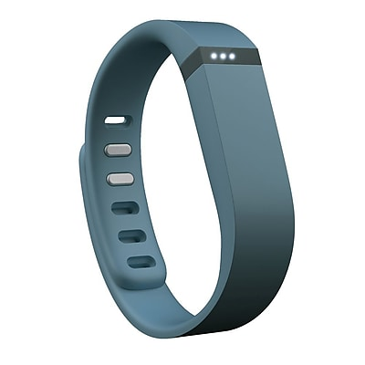 Fitbit Flex Wireless Activity And Sleep Wristband, Slate (FB401SL)