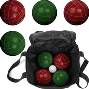 Trademark Games™ Full Size Premium Bocce Ball Set With Easy Carry Nylon Bag