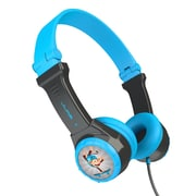 JLab Fold JBuddies Kids Headphones, Blue
