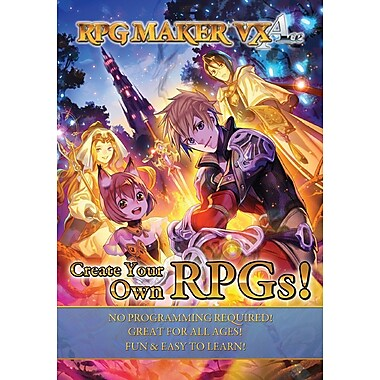 Enterbrain RPG Maker VX Ace for Windows (1 User) [Download]