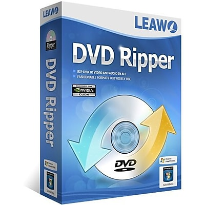 Leawo DVD Ripper for Windows (1 User) [Download] 271517