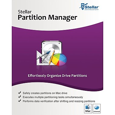 Stellar Partition Manager for Mac (1 User) [Download]