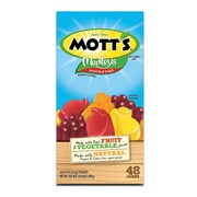 Mott's Medleys Fruit Snacks, 48 Pouches/Box