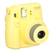 FUJIFILM Instax™ Mini 8 Camera, Yellow