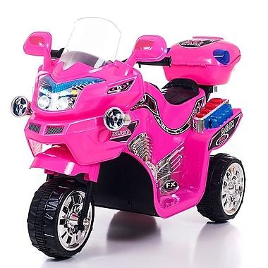 Lil' Rider™ Battery Powered FX 3 Wheel Bike, Pink