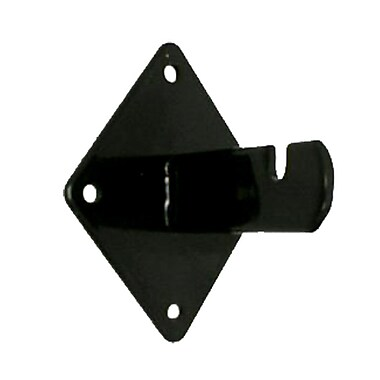 Grid Wall Mount Bracket, Black