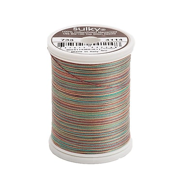Sulky Blendables Thread 30 Weight, Cottage Charm, 500 Yards