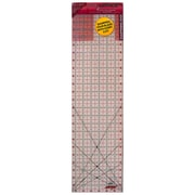 "The Cutting EDGE Frosted Ruler, 6-1/2""X24-1/2"""