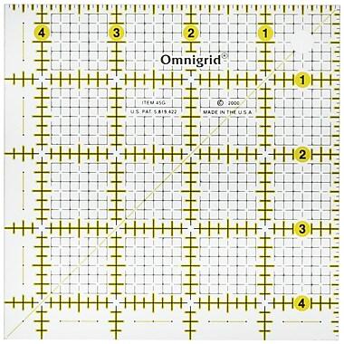 Omnigrid Quilter's Square, 12-1/2