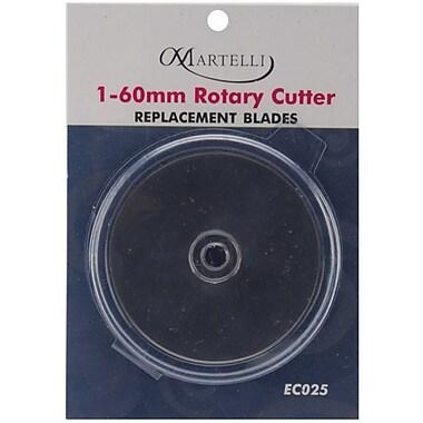 Rotary Cutter Refill Blades 60mm, 1/Pkg