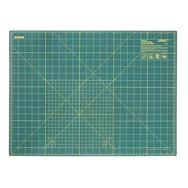 Olfa Gridded Cutting Mat, 18