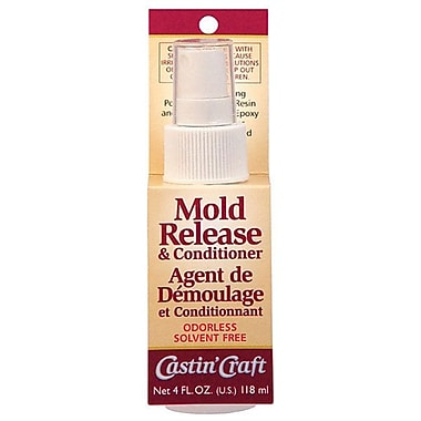 Environmental Technology Castin ETI33900 Clear Mold Release and Conditioner