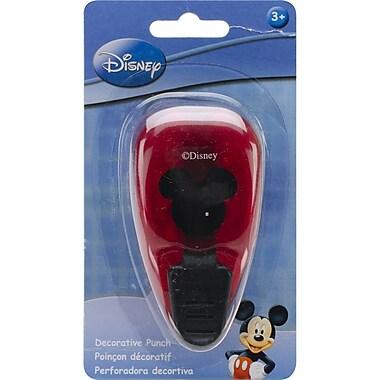 EK Success® Medium Punch, Mickey Icon, 1