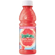 Tropicana Ruby/Red Grapefruit Juice, 15.2 oz., 24/Pack