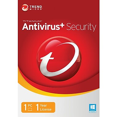TITANIUM Antivirus + Security 2014 for Windows (1 User) [Download]