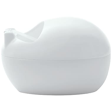 Scotch® Karim Design Pebble Desktop Tape Dispenser, White