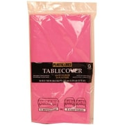 JAM Paper 291323314 Paper Table Cover, Pink