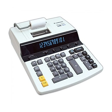 Canon CP1213DII 12 Digit Commercial Printing Calculator