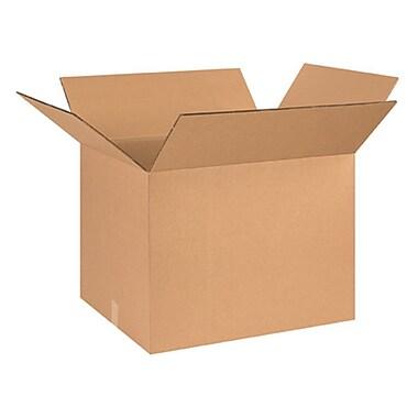 26''x20''x20'' Standard Shipping Box, 275#/ECT, 10/Bundle (HD262020DW)