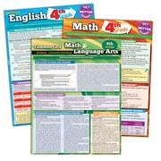 BarCharts, Inc. - QuickStudy® 4th Grade Resource Set