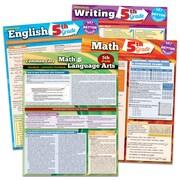 BarCharts, Inc. - QuickStudy® 5th Grade Resource Set