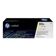 HP® 305A Yellow 2600 Pages Yield Original Toner Cartridge for LaserJet Pro 300 M375nw Laser Printer
