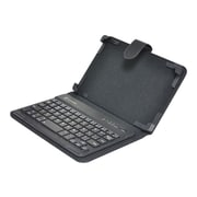 "Gear Head™ KB7000UNV Folio with Wireless Keyboard for 7"" Tablet, Black"