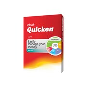 Intuit Quicken 2016 for Mac Software, Mac, Disk (426739)