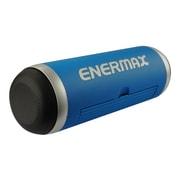 Enermax EAS01 Portable Bluetooth Speaker, Blue