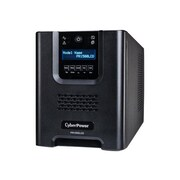 Cyberpower® Smart App Sinewave Sealed Lead-Acid Line Interactive UPS, 1500 VA (PR1500LCDN)