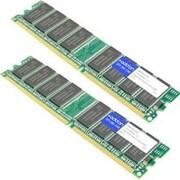 AddOn  M9654G/A-AAK 2GB (1 x 2GB) DDR SDRAM UDIMM DDR-400/PC-3200 Desktop/Laptop RAM Module