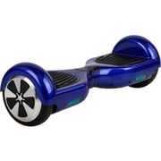 Worryfree Gadgets X Wheeler Powered Self-Balance Scooter Hoverboard, Blue, Adult (XWHEELER-BLUE)
