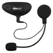 NoiseHush  (N850-12129) Wired/Wireless Mono Motorcycle Headset, Black