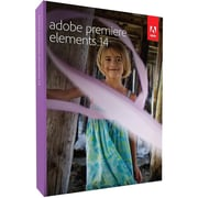 Adobe Video Editing Photoshop Elements v.14.0 Software, 1 User, Windows/Mac, DVD-ROM (65263910)