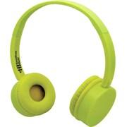 Hamilton Buhl (KP-YLO) KidzPhonz KP Wired Stereo Headphone, Yellow