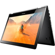 "Lenovo  Flex 3-1580 80R4000VUS 15.6"" Tablet PC, LCD, Intel Dual-Core i5-6200U, 500GB HDD, 4GB RAM, Windows 10 Pro, Black"