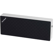 Gear Head (BT8500BLK) Bluetooth Slim Speaker, Black