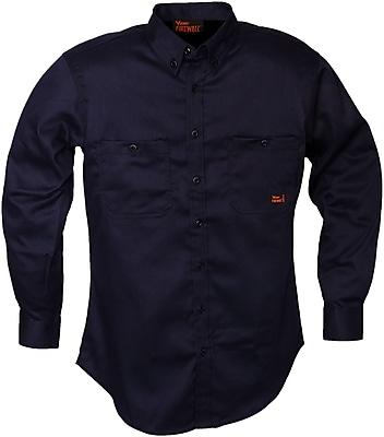 Viking Firewall FR Button Front Shirt Navy 31B7711004XLR