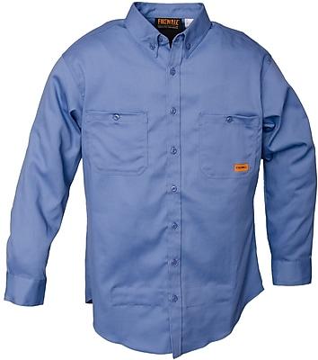 Viking Firewall FR Button Front Shirt Light Blue 31B771800MT