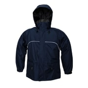 Viking Torrent High-tech Polyester Waterproof Jacket Navy (828N-L)