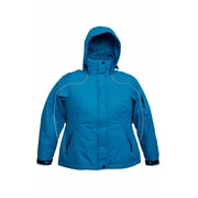 Viking Creekside Tri-zone Ladies All-Season Jacket Pacific Blue (880PB-S)