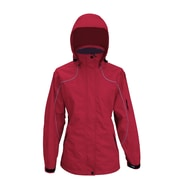 Viking Creekside Tri-zone Ladies All-Season Jacket Red (880R-M)