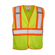 Open Road BTE Safety Vest Green (U6110G-2XL/3XL)