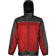 Viking Windigo Lightweight Waterproof Jacket Charcoal Red (910CR-S)