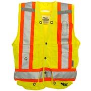 Viking Surveyor Safety Vest Green (U6195G-XL)